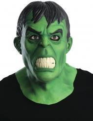 Maschera in lattice Hulk™ adulto