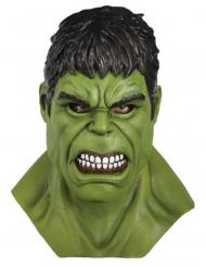 Maschera in lattice completa Hulk™ per adulto