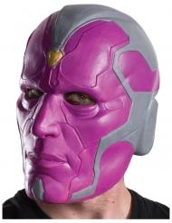 Maschera 3/4 Visione Captain America Civil War™ adulto