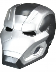 Maschera 2 pezzi War Machine Capitan America Civil War™ adulto