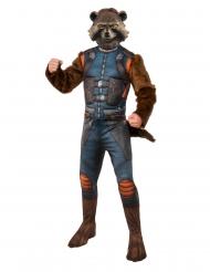 Costume deluxe Rocket Raccoon I Guardiani della Galassia2™ adulto