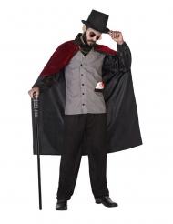 Costume vampiro vittoriano per uomo