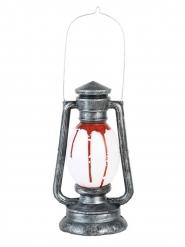 Lanterna ad olio insanguinata