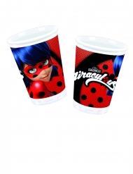 8 Bicchieri in plastica Ladybug™