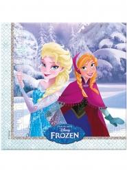 20 Tovaglioli in carta di Frozen™