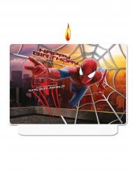 Candela di compleanno The Amazing Spider-Man