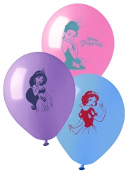 10 Palloncini in latex Principesse Disney™