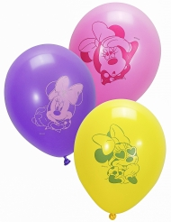 10 Palloncini in latex Minnie™