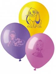 10 palloncini della Principessa Sofia™ 28 cm