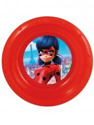 Piatto fondo di plastica rigida Ladybug™ 16.5 cm