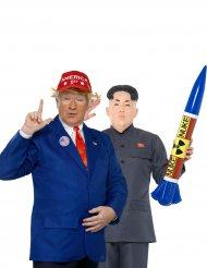 Costume di coppia presidente e dittatore
