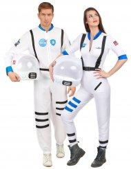 Costume Coppia di astronauti per adulti