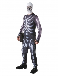 Costume da Skull Trooper Fortnite™ per adulto