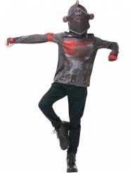 T-shirt e passamontagna Black Knight Fortnite™ per adolescente