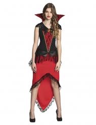 Costume regina vampiro per adolescente