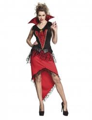 Costume regina vampiro per donna