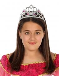 Diadema da principessa per bambina