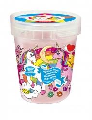 Vasetto Zucchero filato unicorno 30 gr