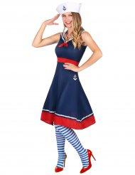 Costume da sexy marinaia per donna