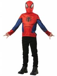 T-shirt con cappuccio Spiderman™ per bambino