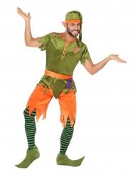 Costume da folletto dei boschi per uomo