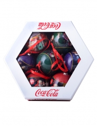 7 Palline di Natale Coca Cola™