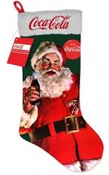 Calza luminosa di Natale Coca Cola™