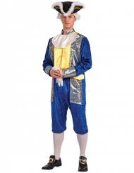 Costume barocco da marchese per uomo