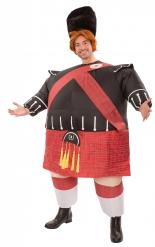 Costume gonfiabile Scozzese per adulto