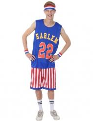 Costume da giocatore di basket per adulto