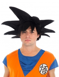 Parrucca nera Goku Saiyan Dragon Ball Z™ adulto