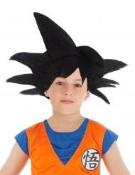 Parruca nera Goku Saiyan Dragon ball Z™ bambino