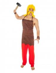 Costume Automatix™ Asterix e Obelix™ per adulto