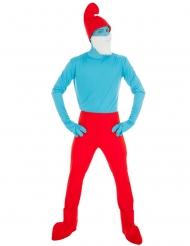 Costume Grande Puffo™ per adulto