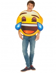 Costume Emoji™ Risata per adulto