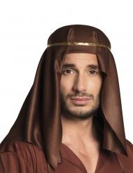 Cappello da emiro arabo per adulto