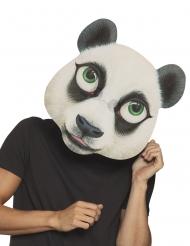 Maschera gigante da panda per adulto
