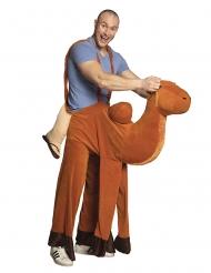 Costume uomo a dorso di cammello per adulto