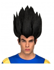 Parrucca Vegeta Dragon Ball™ per adulto