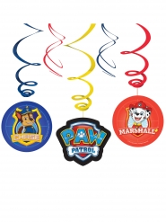 6 Decorazioni da appendere Paw Patrol™