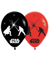 5 Palloncini in lattice LED Star Wars™