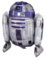 Pallone in alluminio Star Wars R2 D2™