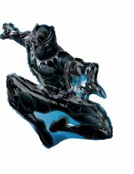 Palloncino alluminio Black Panther™ 81 cm