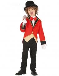 Costume da presentatore del circo per bambino