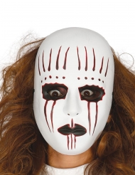 Maschera da mimo inquietante per adulto