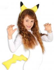Kit da roditore elettrico giallo per bambino