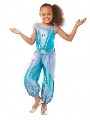 Costume principessa Jasmine Aladdin Live Action™ bambina