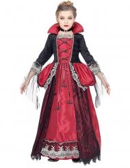 Costume duchessa vampiro bambina