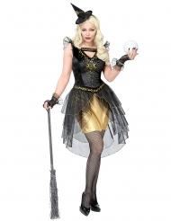 Costume strega della luna donna