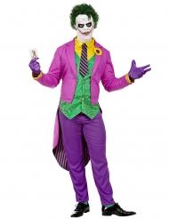Costume da sociopatico folle per uomo